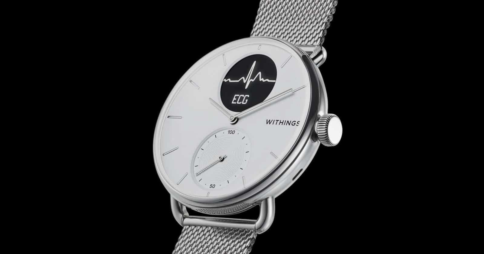 Withings Scanwatch Release